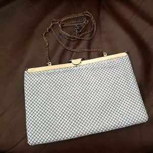 Vintage Whiting and Davis Mesh Clutch